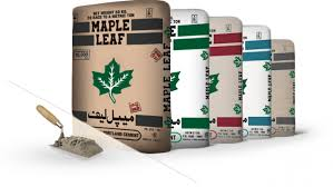 maple leaf cement
